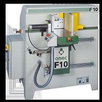 Omec F10 – frezowanie połączeń w pakietach