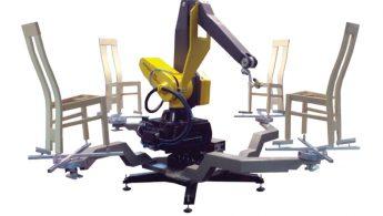 Robot lakierniczy 6 osiowy