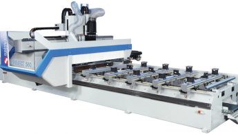 Masterwood Project 560 - cnc z interpolacja 3 osi - ITA