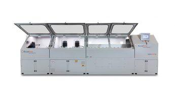 Szczotkarka Ecoline do produkcji okien