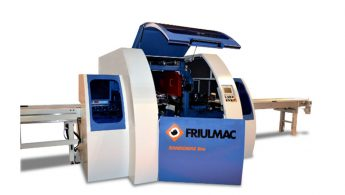 Friulmac Randomax EVO - automatyczna frezarka - ITA