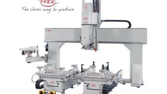 maszyny stolarskie Pade clipper