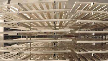 Lakierowanie drewna z maszynami Makor z frimy ITA2