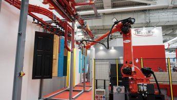 Linie Finiture do lakierowania okien z firmy ITA2